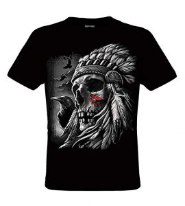 Camisetas de indios nativos americanos