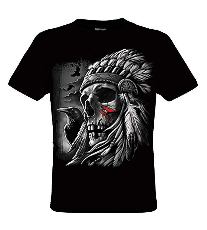 Camisetas de indios