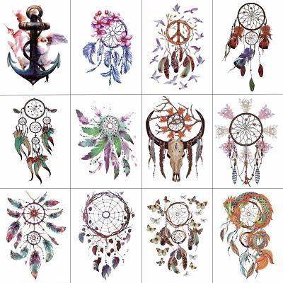 Atrapasueños tatuajes - INDIOS