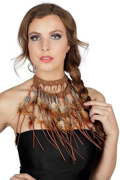 collares indios nativos americanos