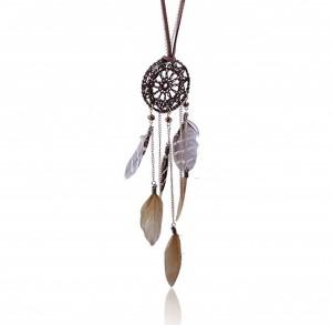 collar de indio nativos americanos