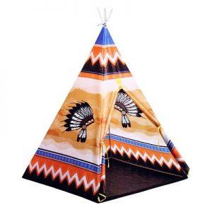 tipis de indios americanos