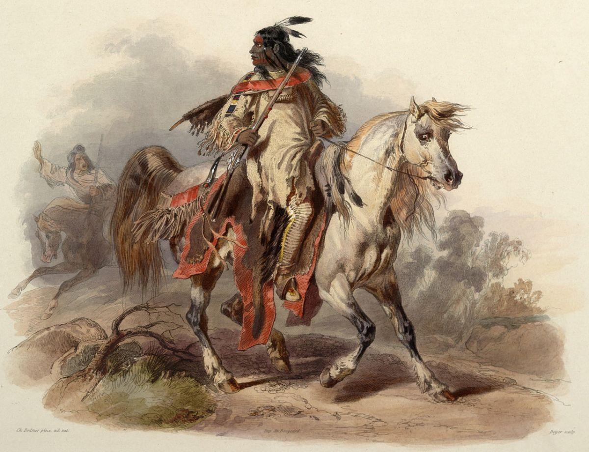 Historia de los Nativos americanos
