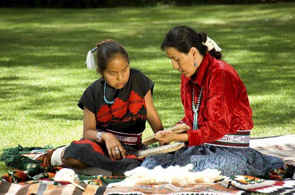 Los indios de América del Norte hoy en dia