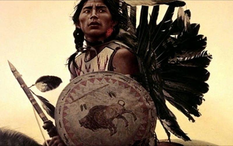 Armamentos de los apaches