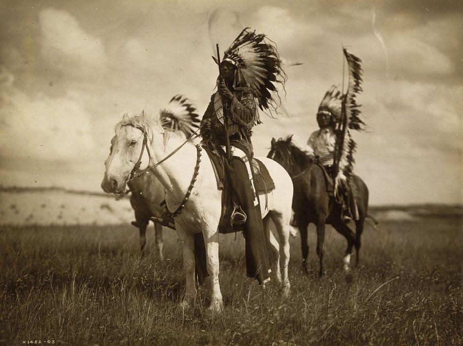 Tribu de los Sioux