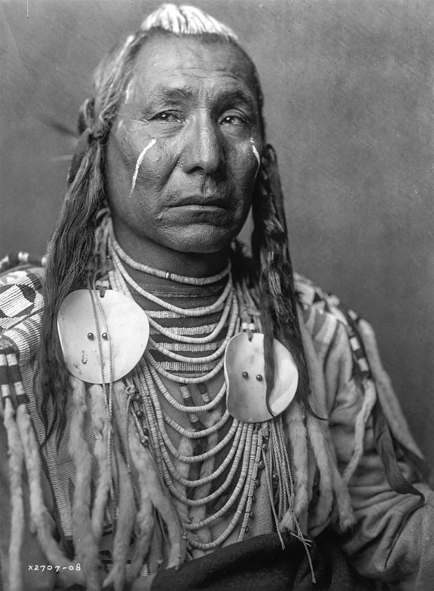 Los indios Sioux y su contacto con los conquistadores