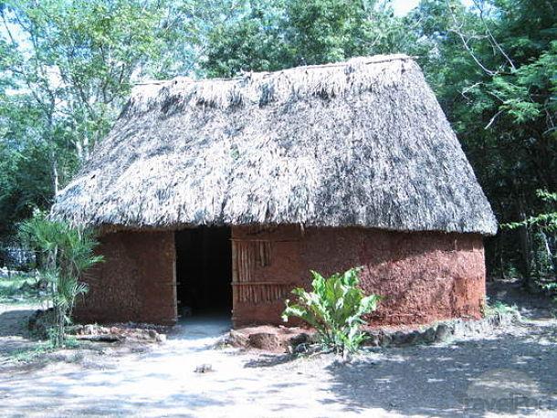 Vivienda maya