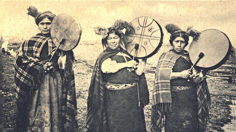 Los indios Mapuches historia